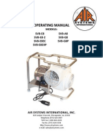 Air Blower Manual