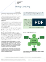 Kennedy New Market Entry Strategy Consulting Summary