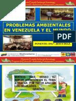 Problematica Ambiental en Venezuela.