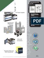 30 Power Supply Transformer Distribution Filter