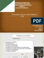 Diana Criminalistica 7 Marzo