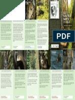 Guía de mamíferos nativos de Chiloé. Estación Biológica Senda Darwin