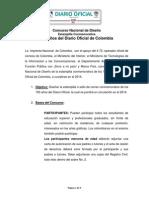 BASES ConcursoNal Estampilla DiarioOficial