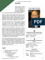 Carlos Salinas de Gortari - Wikipedia, La Enciclopedia Libre
