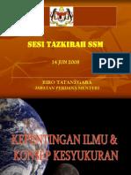 Slide Tazkirah Syukri