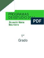 1erGdo_ProgramasEstudio