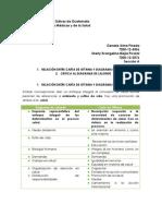 Relación entre carta de Ottawa y Diagrama de Lalonde - Critica Diagrama de Lalonde