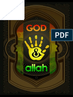 Yellow Hand Book God Allah Beta