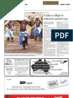 Rwanda, Travel, Toronto Star, 2009-07-11_T02-TR02(2)