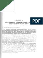 LA EXPRESION INGLESA (BRITANICA) DEL CONSTITUCIONALISMO 1.pdf