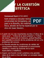 Kant y la cuestion estetica.ppt