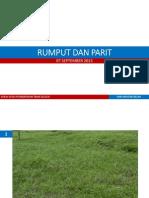Rumput Dan Parit
