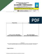 Pos-6.3-Sar-01 Perawatan Gedung Dan Peralatan