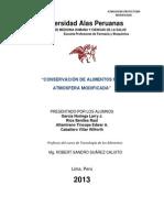 ATMOSFERA MODIFICADA  Capitulo (1)