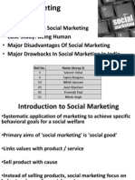 Gropu 2_Social Marketing Presentation - 07th March 2014