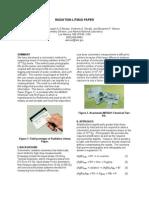 2-Radiation Litmus Paper