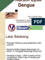 Sindrom Syok Dengue