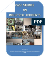 Case Studies on Industrial Accidents -2