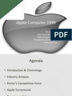 Apple Computer 1999