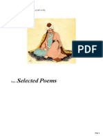 Jalalul-Din Rumi - Selected Poems of Rumi