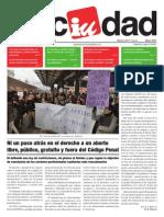 Boletín informativo número 45 Izquierda Unida Palencia