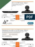 Extending PHD 4xS2 Camera