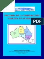 Historia de la inmigración chilena en Australia.