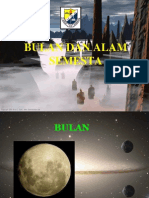 Bulan Dan Alam Semesta