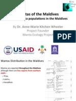 Mantas of Maldives