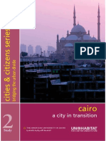 Cairo a City in Transition