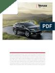 Toyota Venza 2014 Brochure