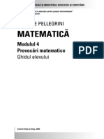 A Doua Sansa Secundar Matematica m4 Elev 4