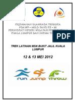Kejohanan Olahraga Terbuka Poawp (State Meet 2012)