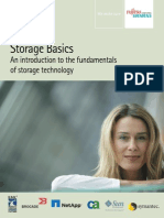 Basics of Storage Environment