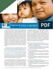 Informe sobre Lagunas de Datos en Igualdad de Género