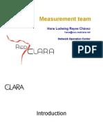 Clara Measurement Team