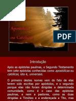 Cartas Apostolicas de Joao
