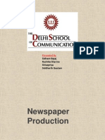 Newspaper Production