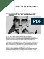 Pourquoi Michel Foucault Est Partout