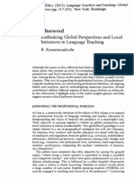 Adult Ed- Bkumadamavelu Professionalize Teaching
