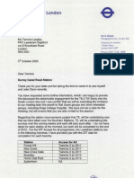 Letter from London Rail