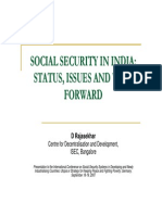 Social Security in India -2