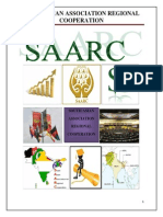Project on Saarc