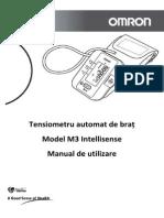 Omron M3 - Manual Utilizare