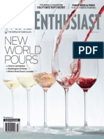 Wine Enthusiast Magazine - March 2014