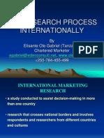 International Marketing Research - Full