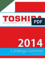 Toshiba Catalogo 2014