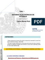 TEMA 1_SISTEMAS ELECTRÓNICOS DE POTENCIA