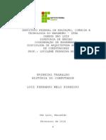 Trabalho 1 - Historia Do Computador - Luiz PDF
