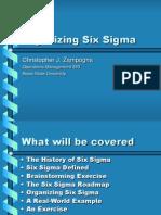 Organizing Six Sigma.ppt